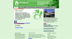 Preview of drutevapraha.cz
